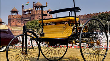 5 Nights 6 Days Golden Triangle Tour
